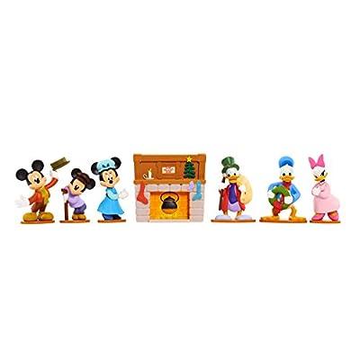 Holiday Figurine Collection Mickey's Christmas Carol: Toys & Games