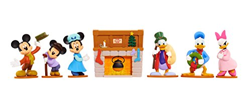 Holiday Figurine Collection Mickey