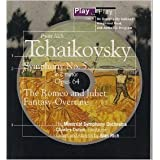 Pyotr Ilich Tchaikovsky: Play by Play/Symphony, No 5 in E Minor, Opus 64 : The Romeo and Juliet Fantasy Overture