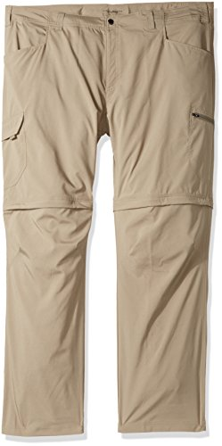 Price comparison product image Columbia Silver Ridge Stretch Big & tall Convertible Pants, Tusk, 48x32