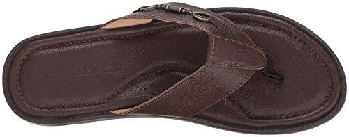 Tommy Bahama Men's Belize Vintage Sandal Dark Brown tP519mkV