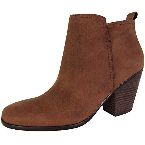 Cole Haan Women's Chesney Bootie Cognac Leather Boot 11 B (M) (Cole Haan Short Boots For Women)