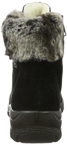 Schwarz Granit Stiefel Z7130 Damen Schwarz 00 Rieker gwqPzfxa