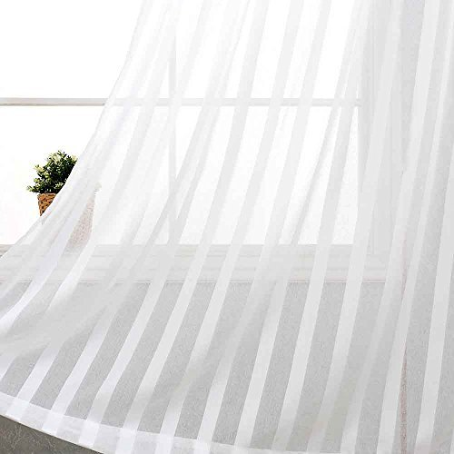 all black living room paint striped sheer window curtains for bedroom white curtain living room 72 inch length rod pocket inch curtains amazoncom