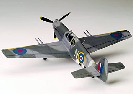 Amazon.com: Accurate Miniaturas Allison Powered RAF mk-1 a ...