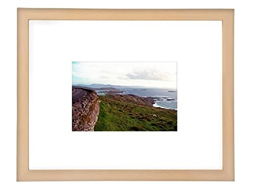 Ambiance Gallery Wood Picture Frame for Stretched Canvas, Artist Panels and Art Boards [Single Frame] 20x24'' - Natural by Ambiance Framing (Image #2)