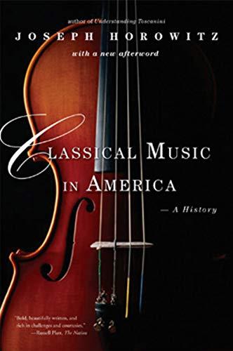 Best classical music in america horowitz list