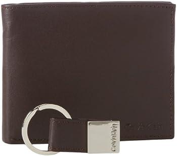 Calvin Klein RFID Blocking Leather Bifold Men's Wallet