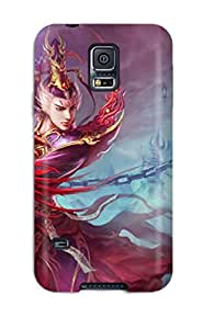 Faddish Phone Sorcerer Case For Galaxy S5 / Perfect Case Cover