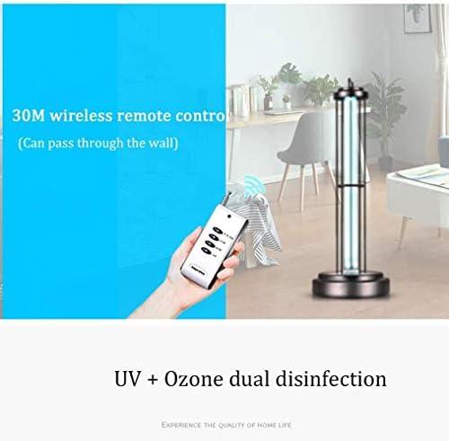 WOF Luz de esterilizador UV portátil Lámpara de germicida de ozono Ultravioleta Lámpara de desinfección Ultravioleta for automóvil Control Remoto de desodorización de inodoros domésticos