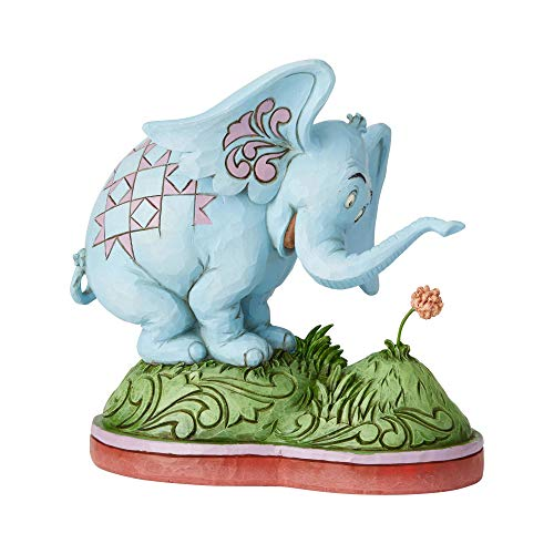 Enesco Dr. Seuss by Jim Shore Horton Hears A Who Figurine, Multi-color