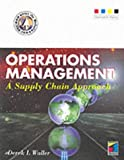 Operations Management : A Supply Chain Approach