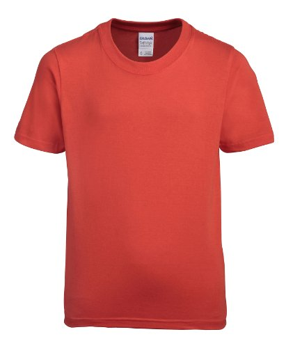 Gildan Softstyle ™ Youth Ringspun T-Shirt Rot M