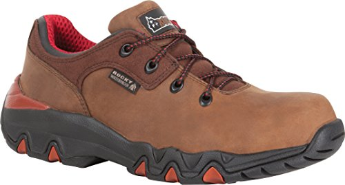 Scarpe Da Uomo Grigie 3 Bigfoot Waterproof Oxford Shoe-rkyk066
