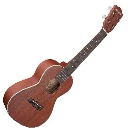 Stagg uc70 s ukul l concert acajou massif avec housse en for Housse ukulele concert
