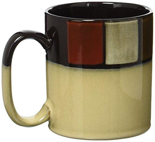 Pfaltzgraff Everyday Taos Oversized Mug, 28-Ounce (Ceramic Jumbo Mug)