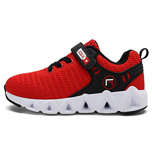 Pictures of FLORENCE IISA Kids Athletic Running Shoes Lightweight 7