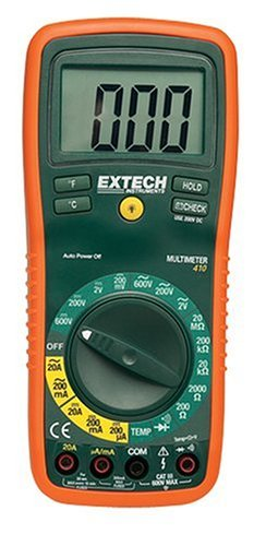 Extech EX410 NIST Multimeter with Nist