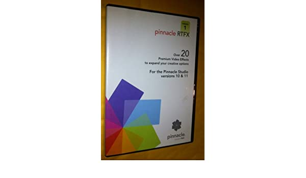 pinnacle rtfx volume 2