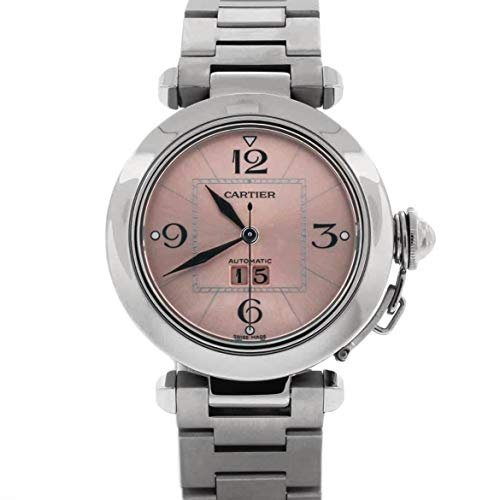 Cartier Pasha Automatic-self-Wind Female Watch W31058M7 (Certified Pre-Owned)