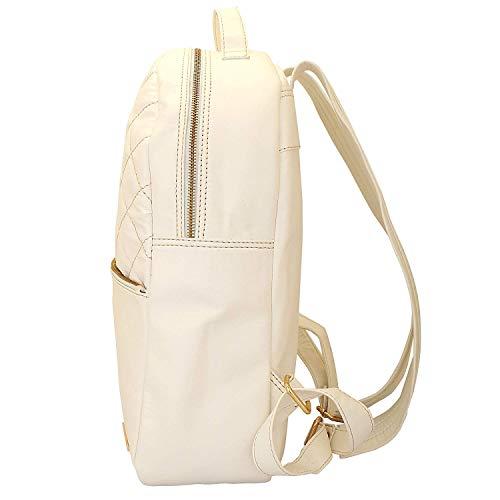 Lupo tasca Quilting con per donna Bianco Lapis multifunzionale da Blanche Zaino laptop O HqpwTp