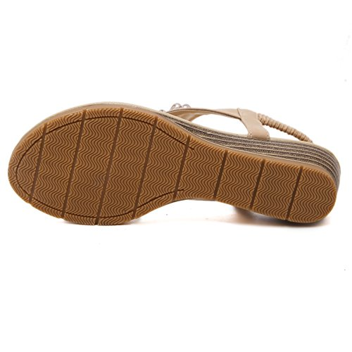 tobillo con Beige correa CFP mujer Zapatos de xC5qWWgI