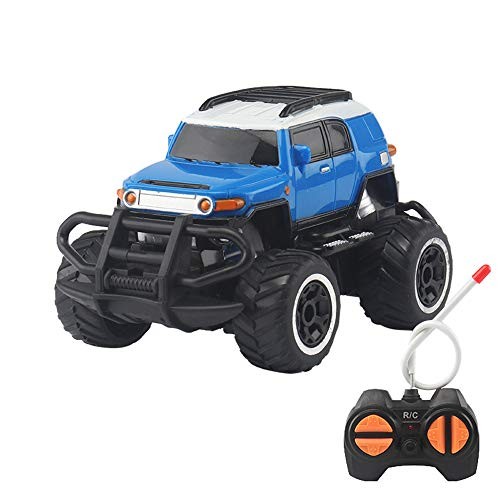 - Sinaou Kid's Remote Control Car, New Drift Speed Truck RC Off-Road Vehicle Kids Car Model Toy Gift for 1 2 3 4 5 6 Years Old Children Girls Boys (Blue)