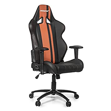 AKRACING Rush Gaming Chair - schwarz/braun: Amazon co uk