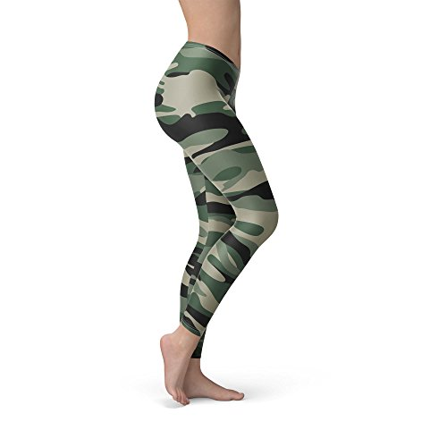 Queen of Cases - Legging - Femme vert vert One Size