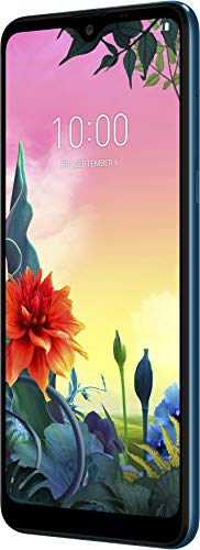LG K50S – Smartphone 32GB, 3GB RAM, Dual Sim, Moroccan Blue