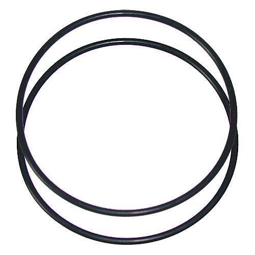 (Aqua-Pure AP200 AP217 O-rings, Set of 2, KleenWater AP217OR Water Filter Housing Replacement O-rings)