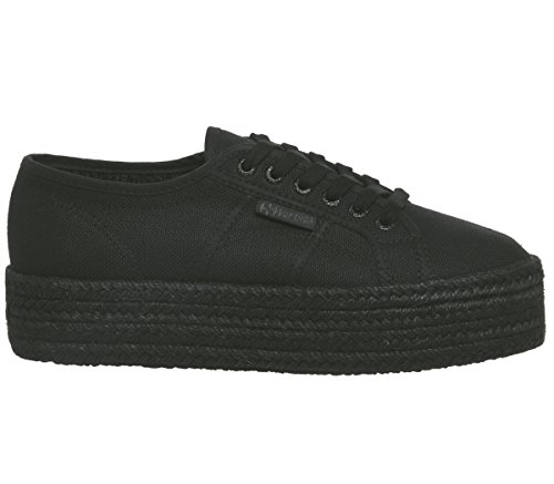 sneakers Superga donna 2790 nero cotcoloropew EFrwZAqcF