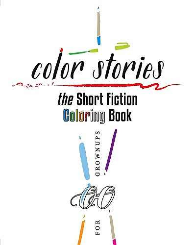 Color Stories: The Short Fiction Coloring Book