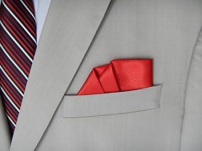 Pocket Squares Miami, Pre folded Pocket Square, Malibu Collection