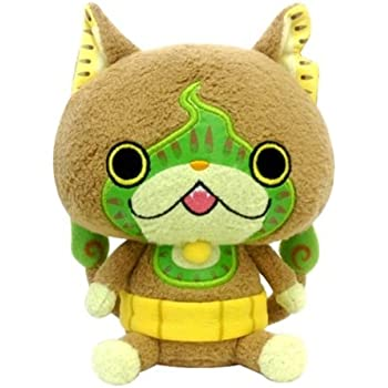 Yokai-watch Kuttari stuffeds Nyan Nyan kiwi by Bandai