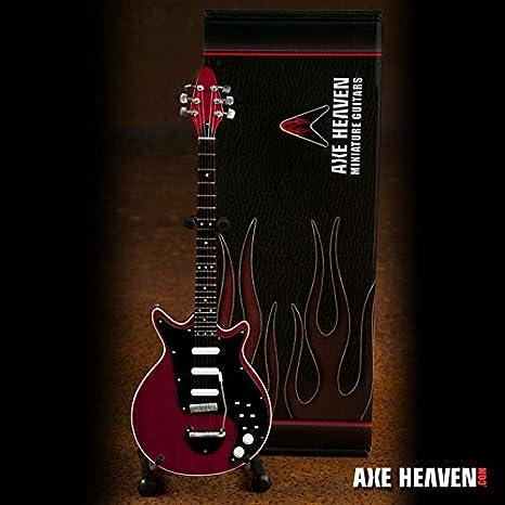 Amazon.com: Mini Guitarra Reina Rojo especial de Brian May ...