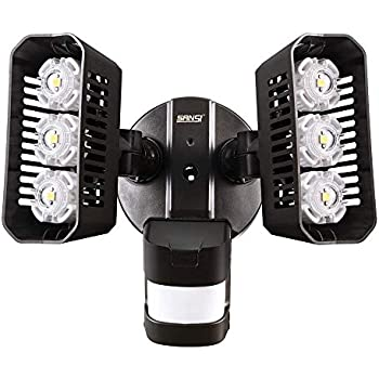 Amazon Com Sansi Led Outdoor Motion Activated Security