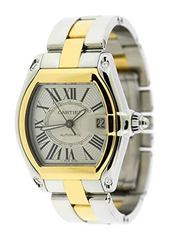 - Cartier Roadster Automatic-self-Wind Male Watch W62031Y4 (Certified Pre-Owned)