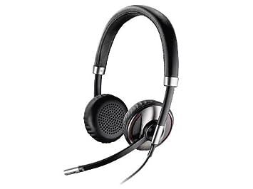 Plantronics negrowire 720 - Auriculares de diadema abiertos Bluetooth, negro: Amazon.es: Electrónica