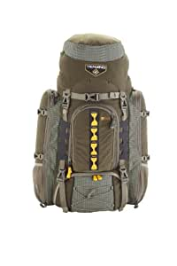 Tenzing TZ 6000 Internal Frame Hunting Pack, Loden Green, Large/X-Large