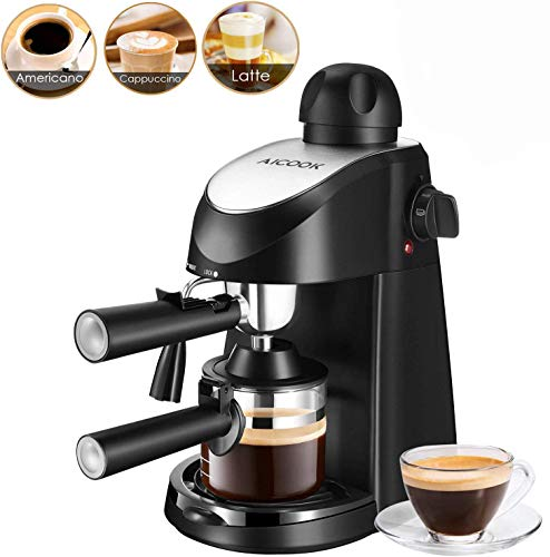 Aicook Espresso Machine, 3.5 Bar...