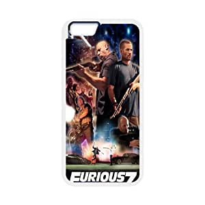 Furious 7 FG0021259 Phone Back Case Customized Art Print Design Hard Shell Protection Iphone 6