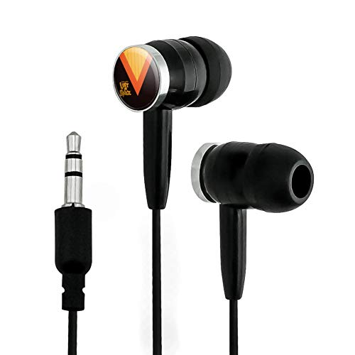 (GRAPHICS & MORE Doctor Smith Outfit Uniform Sweater Lost in Space Novelty in-Ear Earbud Headphones - Black)