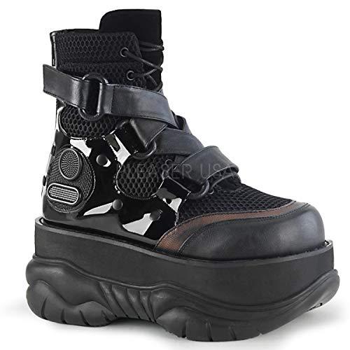 Demonia Mens NEPTUNE-126/BVL-FN-PT Boots