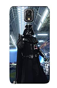 Podiumjiwrp Faddish Phone Darth Vader And Stormtroopers Case For Galaxy Note 3 / Perfect Case Cover