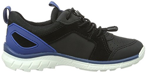 ECCO Biom Trail Kids, Zapatillas de Deporte Para Exterior Para Niños Negro (51707black/black)