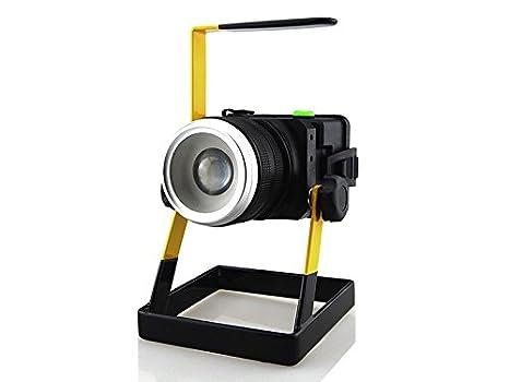 curson Line® Faro Bombilla LED con zoom de 30 W LED CREE XML L2 T6