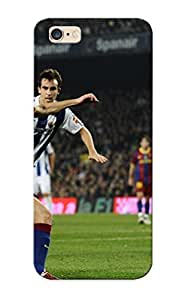 diy zheng3ff62f21685 Special Design Back Soccer Andres Iniesta At Barcelona Phone Case Cover For iphone 5/5s
