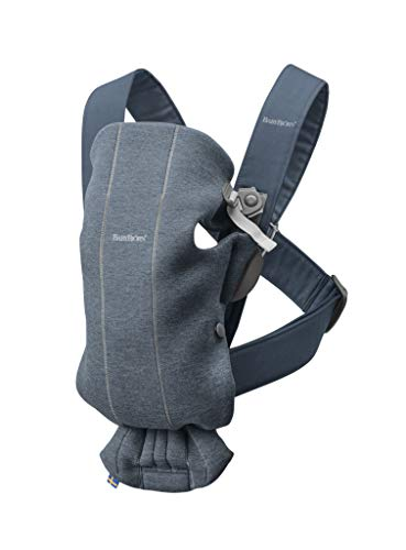 BABYBJÖRN Baby Carrier Mini 3D Jersey - Dove Blue for sale  Delivered anywhere in USA