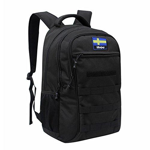 iEnjoy black backpack